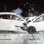 Full scale crash test facilities Aries