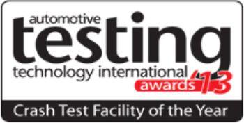 automotive testing technology international awards 2013